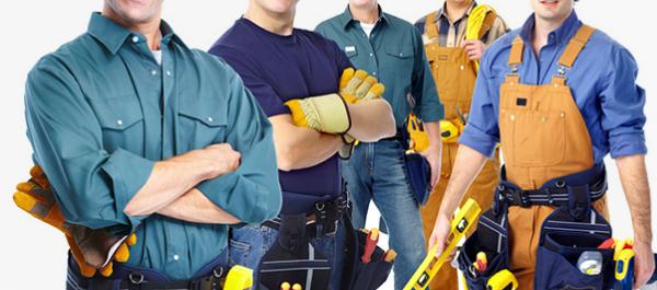 专业施工团队 — 铸造精品工程